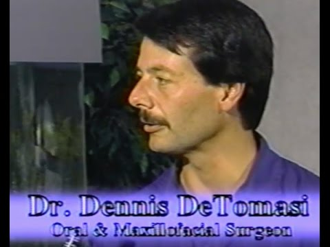 Watch actual DENTAL IMPLANT surgery with Dr. Dennis De Tomasi - Oral Surgeon