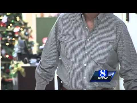 Warming shelter opens in Salinas during chilly weather