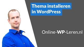 Een thema kiezen en installeren in WordPress