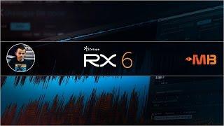 iZotope RX 6 [Арам Киракосян]