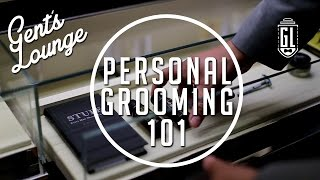 6 Men's Personal Grooming Essentails (Ft. Art of Shaving) || GL