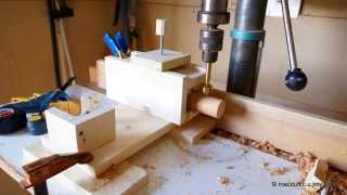 Combination Drill Press Jig