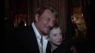 Johnny Hallyday et son incroyable générosité pour un enfant atteint d'un cancer !