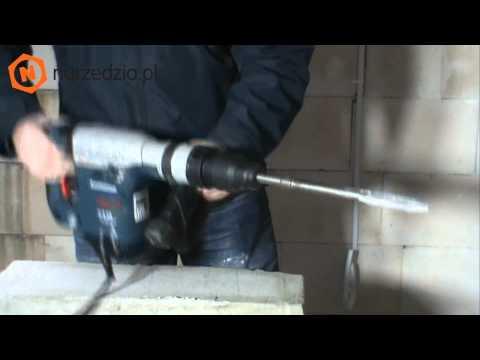 Видео обзор: Отбойный молоток BOSCH GSH 5 СE