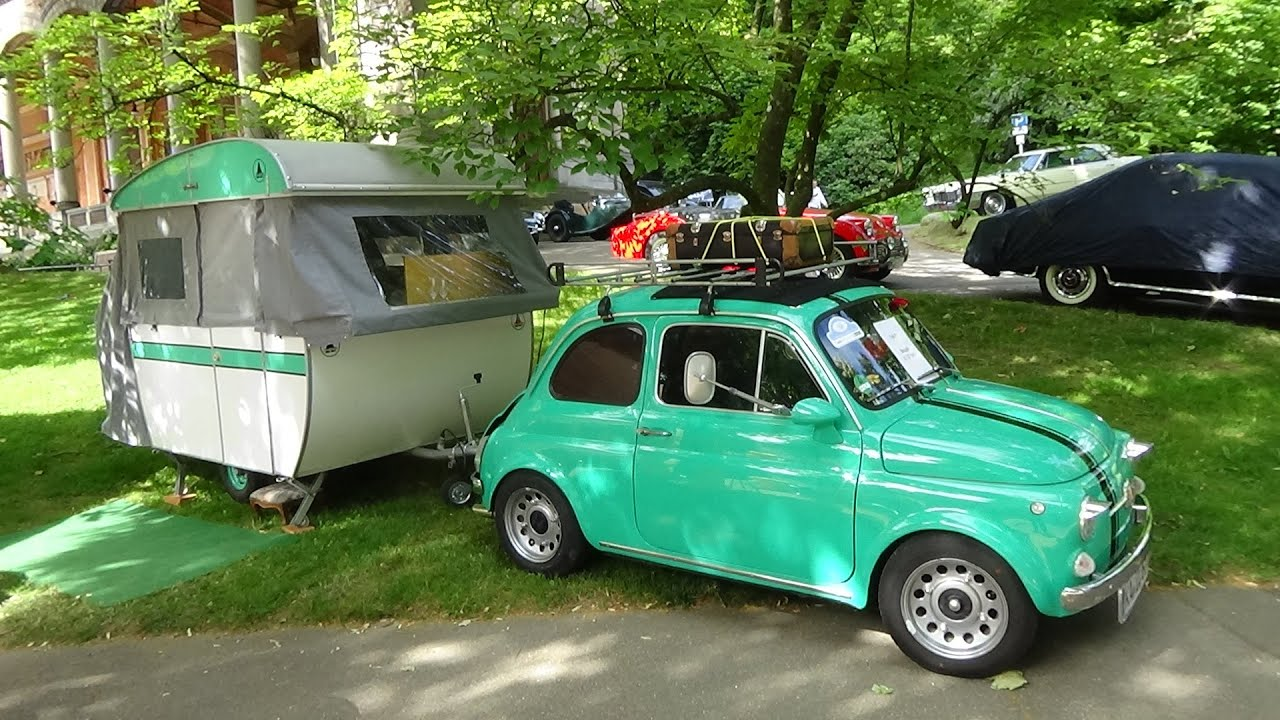 1967 fiat 500 f oldtimer meeting baden baden 2016 youtube. Black Bedroom Furniture Sets. Home Design Ideas