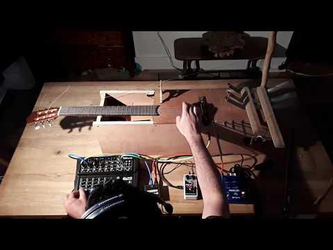 Experimental Horror Instrument beat making