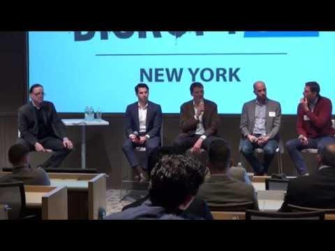 DisruptCRE NYC 2015 - Meet the Disruptors: Innovators Driving Change