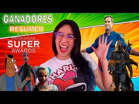 🎬 Ganadores CRITICS CHOICE SUPER AWARDS / The Boys, The Mandalorian, Soul, Lovecraf Country y más