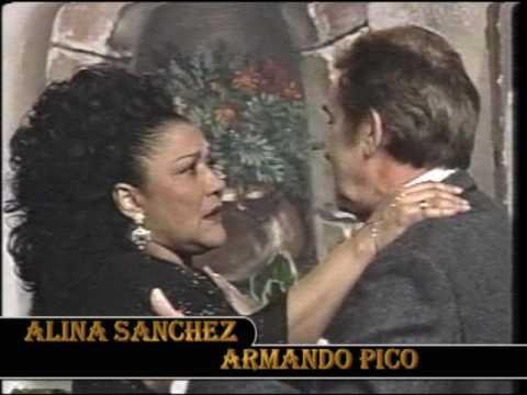 ALINA SANCHEZ Y ARMANDO PICO (GRAN DUO DE CECILIA VALDES)
