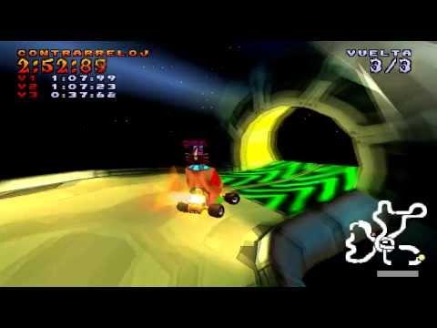 Crash Team Racing - Oxide Station (Legal Way) - N. Oxide Challenge