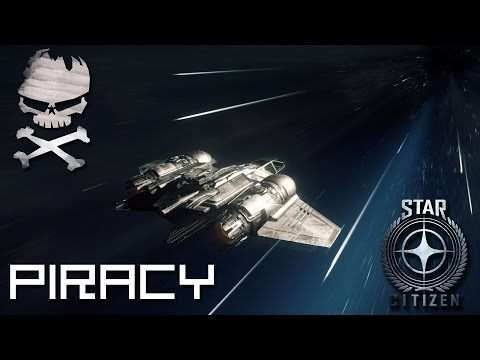 Star Citizen : Piracy Show Hello Bucky 03-27-2017