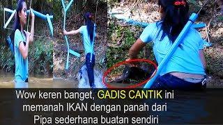 Video Wow keren, anak gadis cantik kamboja ini memanah ikan dengan panah dari pipa PVC sederhana download MP3, 3GP, MP4, WEBM, AVI, FLV November 2017