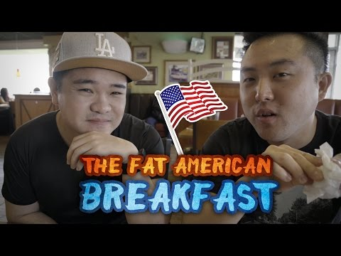 The Fat American Breakfast (Denny's) - Eat What?!