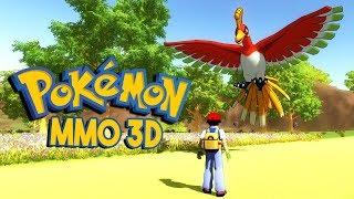 connectYoutube - POKEMON MMO 3D POKEMON FAN GAME SHOWCASE Gameplay Walkthrough