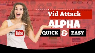 Vid Attack Alpha   The Easiest SEO Tool To Get Rankings Fast