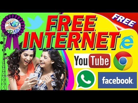 Unlimited Free Internet For Android Mobile