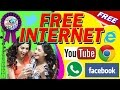 How to use life time unlimited free internet for android mobile@Airtel 3G,2G  Free Internet Trick