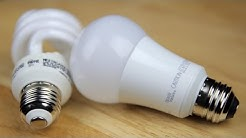 CFL to LED Bulbs When to Switch | BeatTheBush