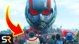 Ant-Man And The Wasp: Important Things You Missed In The New Trailer