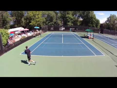 Babolat Boulder Open 2016 -  Men's Open Singles Final