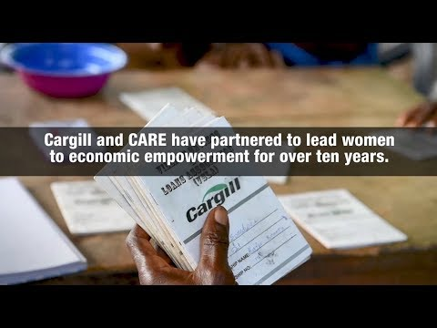 CARE and Cargill: Empowering Ghana's farmers