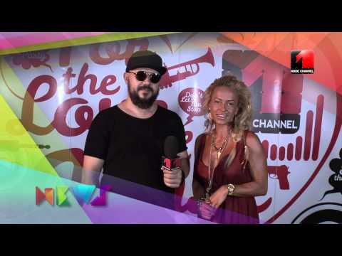 R.A.C.L.A şi Anda Adam deschid Romanian Music Awards 2014