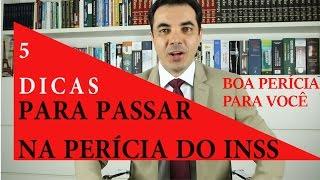 SUPER DICAS DE COMO SER APROVADO NA PERÍCIA DO INSS -AUXÍLIO-DOENÇA