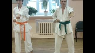 Gambar cover Training Fudoshin dojo karate JKA