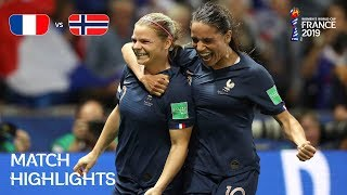 Download France v Norway - FIFA Women's World Cup France 2019™ Mp3 and Videos