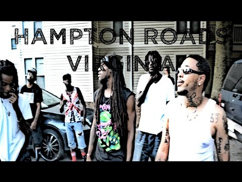 TheRealStreetz of Hampton Roads, VA pt1 (Portsmouth / Chesapeake)