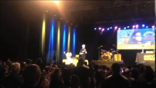Andy Mineo-Bizzle-Urban D concert in Tampa