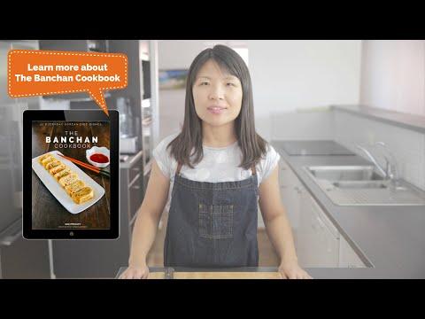 Introducing The Banchan Cookbook