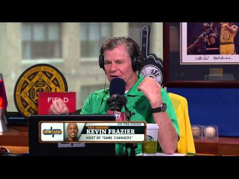 Kevin Frazier on the Dan Patrick Show (Full Interview) 7/16/14