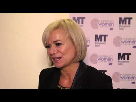 MT's Inspiring Women conference: Harriet Green, CEO, Thomas Cook