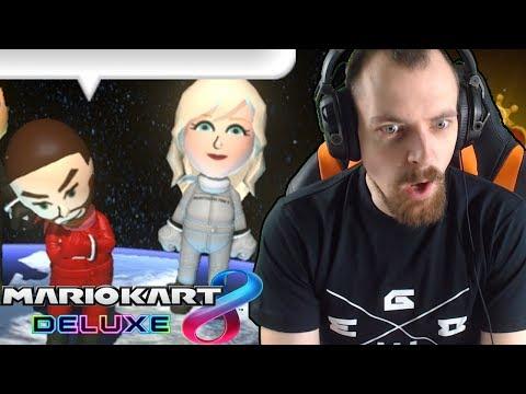 Liebe kann so weh tun! - Mario Kart 8 Deluxe Online Gameplay Deutsch | EgoWhity