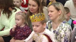 2019-12-25 г. Брест. Акция «Наши дети».  Новости на Буг-ТВ. #бугтв