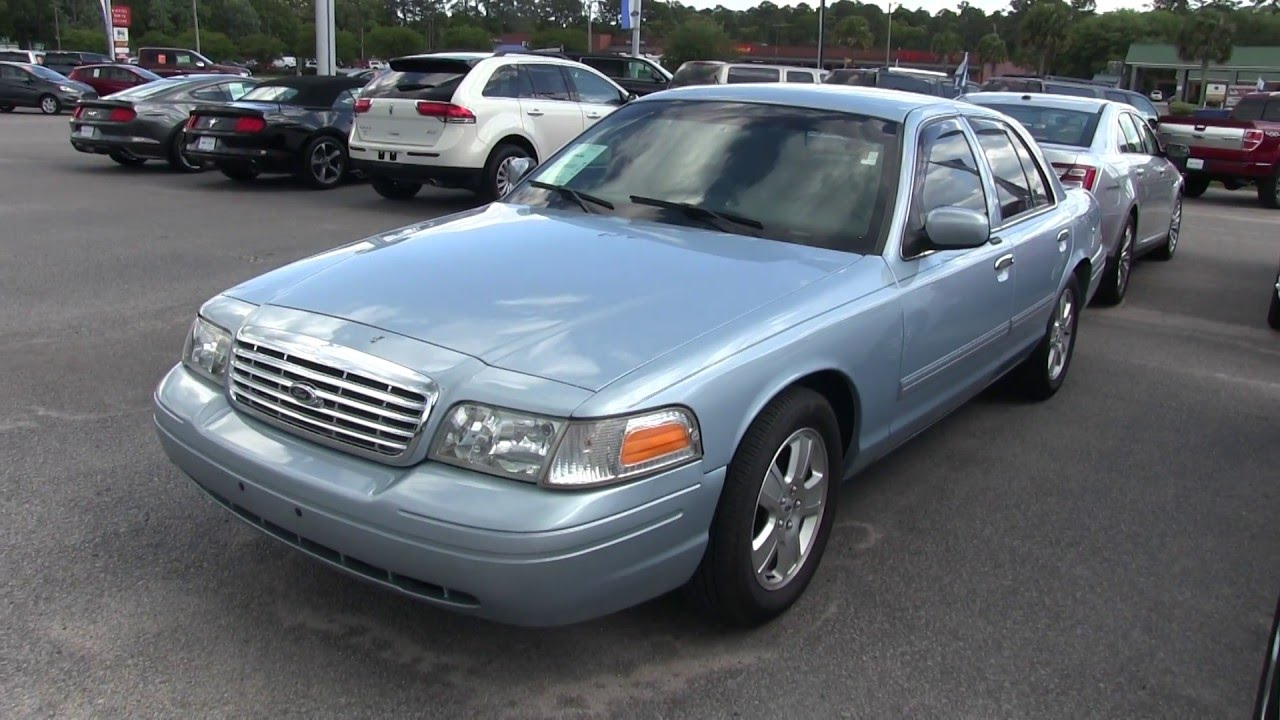 2011 Ford Crown Victoria - Used Car Condition Report Video @ Ravenel