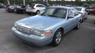2011 Ford Crown Victoria - Used Car Condition Report Video @ Ravenel Ford