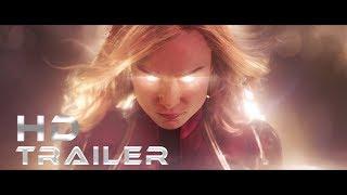 CAPTAIN MARVEL - Teaser Trailer #1 HD