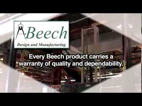 Beech Design and Manufacturing capabilities video