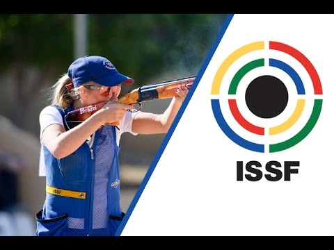 Finals Skeet Women - 2015 ISSF Shotgun World Cup Final in Nicosia (CYP)