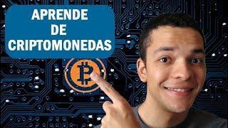 8 puntos para aprender de BitCoin y las Criptomonedas | Explicación actualizada