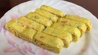 #45-4 omelette roll - 계란말이: 부드럽게