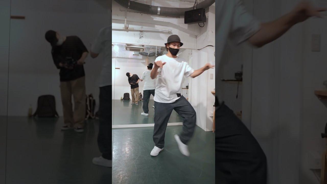 Poppin animation dance practice 20