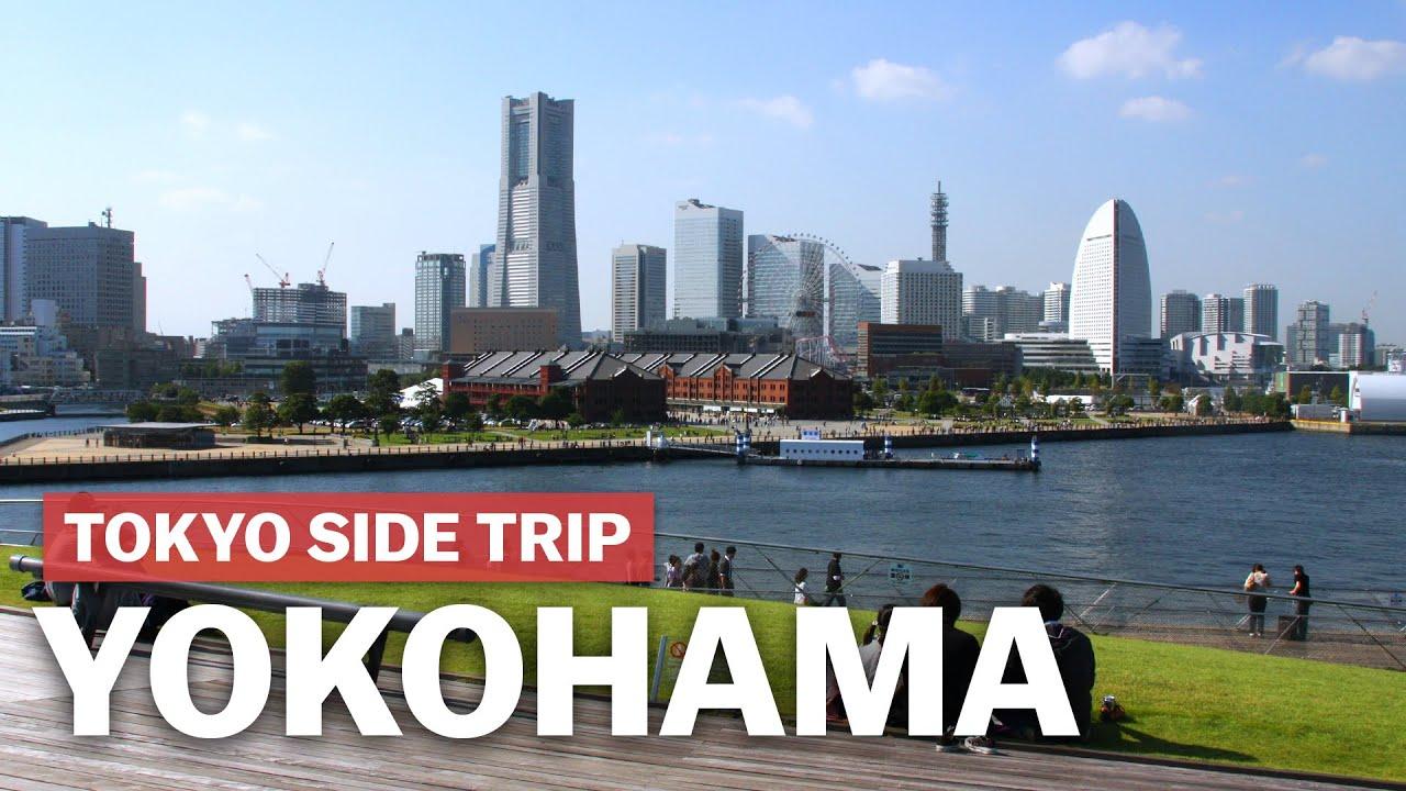 Tokyo Side Trip to Yokohama | japan-guide.com