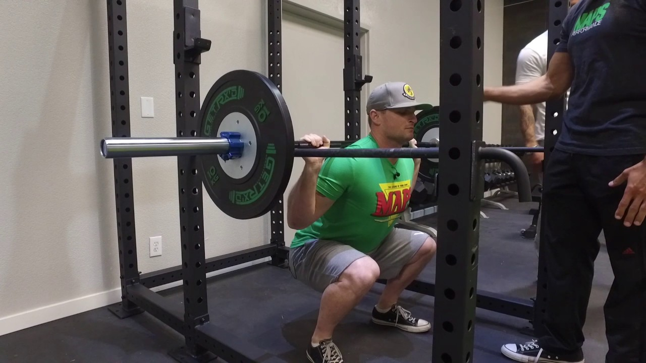 Possible Bottom position squats refuse