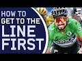 The Sprint In Cycling | How To Get To The Line First | Eurosport Explainers