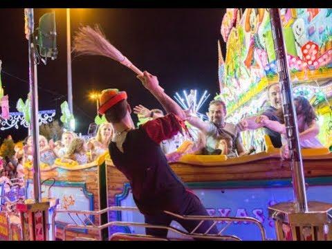VÍDEO: Un paseo por la primera noche de la Feria del Valle 2017. ¿Nos acompañas?