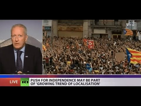 Independence and self-determination a growing global trend - GMK on RT