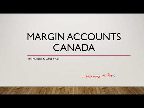 Margin Accounts Canada